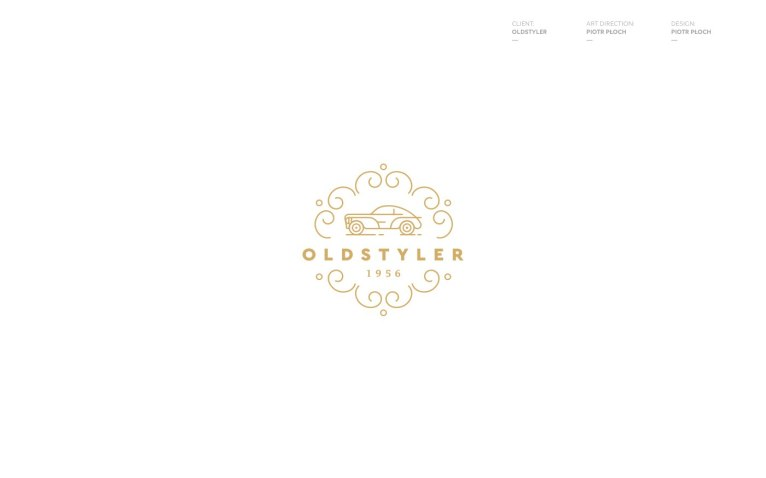 Логотипы польской дизайн-студии Ollestudio