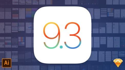Большой бесплатный UI-набор нативных элементов iOS 9.3