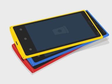 6 бесплатных мокапов смартфонов
