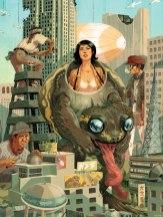 Иллюстрации Сэма Босмы из Бруклина