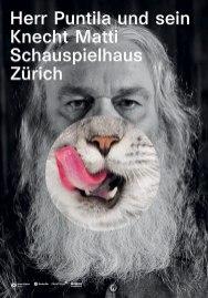 Афиши Schauspielhaus Zürich