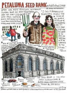 Объясняющие иллюстрации Венди Макнотон