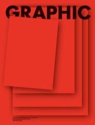 Обложки журнала о графическом дизайне Graphic
