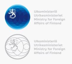 Новая динамическая айдентика Министерства иностранных дел Финляндии