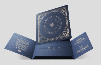 Print & Space — селф-промо проект иллюстратора и дизайнера Даниэль Симонелли и римской печатной студии Nostroinchiostro.