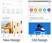 Как будут выглядеть приложения Google, когда обновятся в соответствии с гайдами Material 2.0