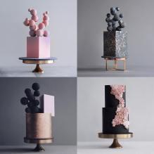 Московская кондитерская «Тортик Аннушка» делает какие-то совершенно невероятные торты