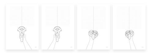 Шаблоны для AR/VR-скетчей