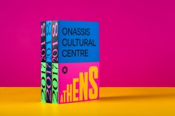 Onassis Cultural Centre 2017-2018