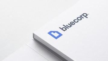 Айдентика Bluecorp