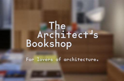 Айдентика книжного магазина Architect's Bookshop