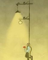 Ироничные сюжеты в картинах Андрея Попова из Санкт-Петербурга
