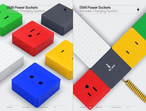 EMA Power Sockets