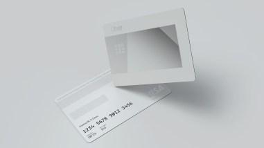 Дизайн платёжных карт и приложения нового сервиса Uber Money