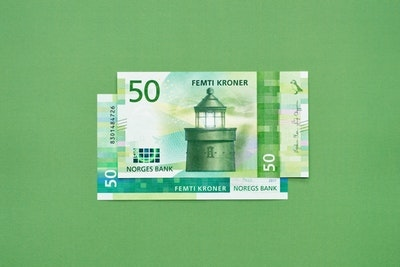 Те крутые норвежские банкноты всё-таки вышли в обращение!