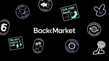 Айдентика Back Market