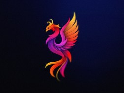 Яркие птицы и звери Джона Айвана — иллюстратора и лого-дизайнера из Индонезии