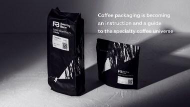 Ребрендинг производителя кофе Roasting Brew