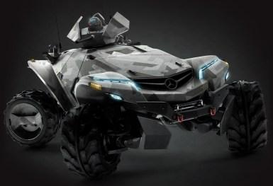 3D проекты оружия и техники Паскаля Эггерта