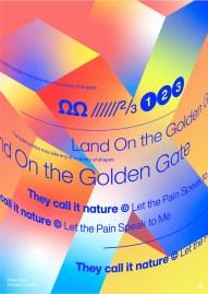 Плакаты молодого московского дизайнера Владимира Медведева
