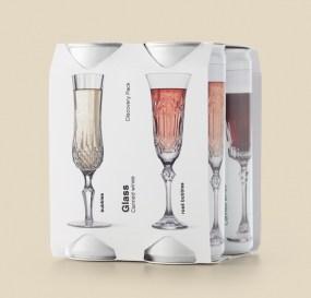 Ирония в дизайне упаковки баночного вина