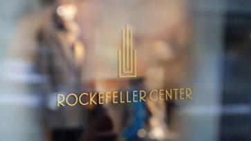 Новая айдентика Рокфеллеровского центра
