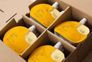Крафтовая айдентика и упаковка корейской мандариновой фермы TANGERINE AND YOU