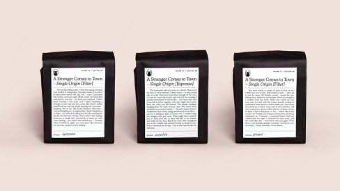 Айдентика сиднейского Story Café — дань уважения и жест любви к литературе и тем историям, которые она нам рассказывает