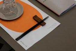 Фирменный стиль корейского ресторана Hibarin, в котором готовят традиционные японские блюда кацу в современной интерпретации