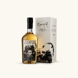 Дизайн бутылки и упаковки шотландского односолодового виски Fable