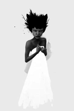 Женские образы в работах талантливого художника Рубена Ирландия (Ruben Ireland)