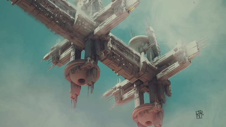 Работы британского 3D-художника и аниматора Карла Пойзера