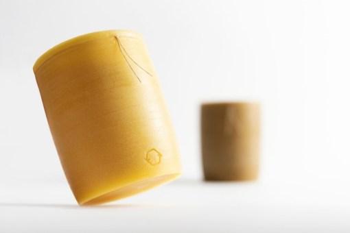Упаковка мёда Bee Loop из пчелиного воска