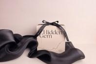 Упаковка серии пробников премиальной марки кофе Hidden Gem (дословно «спрятанный драгоценный камень»)