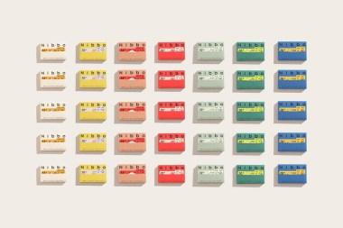 Nibbo Bean to Bar — линейка шоколада, который позиционируется как музейная коллекция