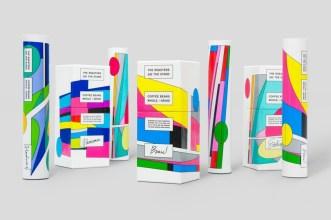 10 работ из портфолио токийской дизайн-студии emuni
