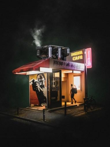 Художественная фотография Оми Ким из Осаки