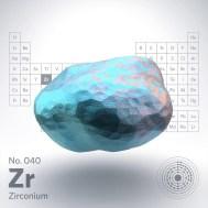 Elemental — трёхмерные визуализации элементов периодической таблицы