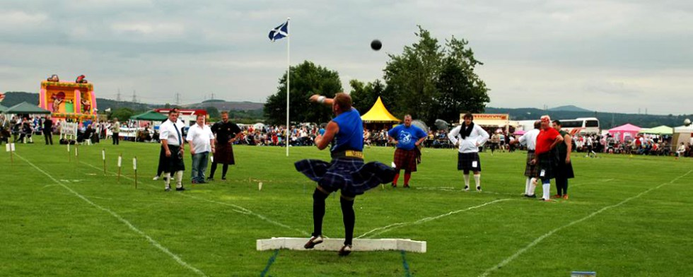 Airth Highland Games