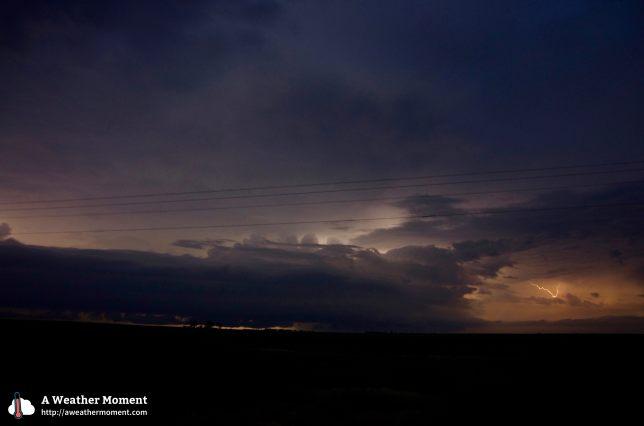 Nocturnal Lightning