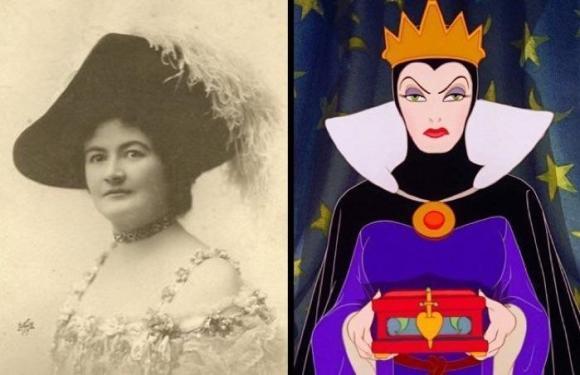 10 Pessoas Reais Que Inspiraram Alguns Desenhos Da Disney Awebic