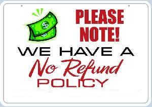no-refund-policy
