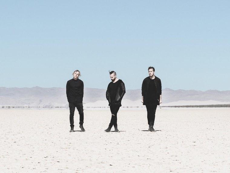 rufus du sol in the desert