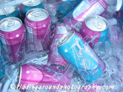 Shirley Temple soda