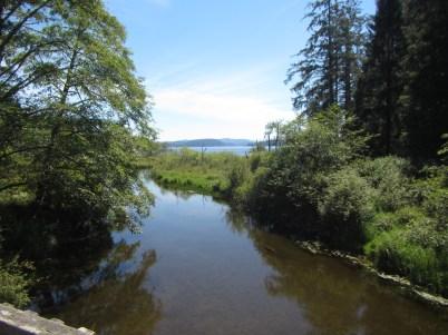 Ozette River & Ozette Lake