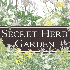 Edinburgh's Secret Herb Garden, a secret worth sharing.