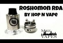 Rashomon Rda By Hop N Vape – Mike Vapes