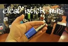 eleaf istick mini 10 watt stealth mod