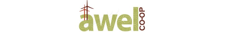 Awel Coop Windpower logo