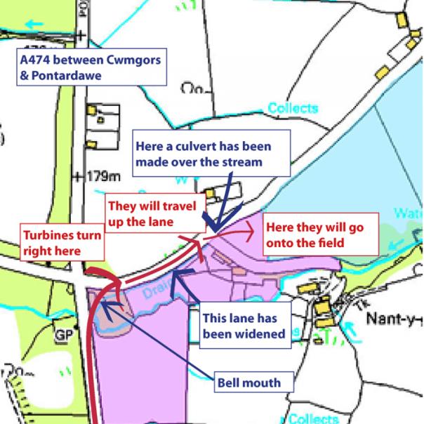 Map. Week 2